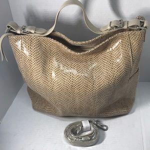 New Beautiful Sorial Leather Bijou Tote Bag